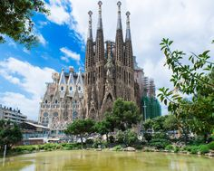 Foto Sagrada Familia de Barcelona en Barcelona - Ociogo