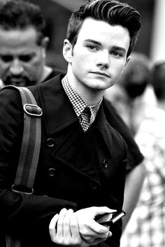 #Chris Colfer