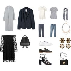 What to pack for a conference by stylingyou on Polyvore featuring Witchery