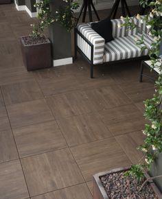 Floors doors steps tile on pinterest porcelain for Sundeck flooring