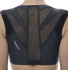 Intelliskin: The Posture-Enhancing Sports Bra / 24 Genius Clothing Items Every Girl Needs (via BuzzFeed)