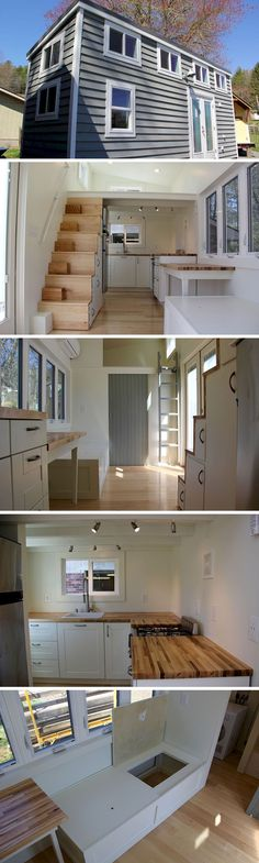 Stunning Tiny House on Wheels that You Must Have Right Now (02 Ideas)
