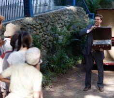 Romeu anuncia que vai comprar a fazenda! (Foto: Pedro Carrilho/Gshow)