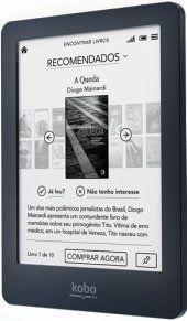 Ereader Kobo Glo em oferta especial Livraria Cultura - R$449