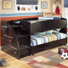 2019 ashley Kids Bunk Beds - Interior Design Bedroom Ideas Check more at http://nickyholender.com/ashley-kids-bunk-beds/