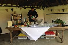 Drink Packages - Lillibrooke Manor