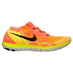 nike womens free 30 flyknit running trainers 718420 sneakers shoes hot lava black total orange bright mango 800 uk 75 us 10 eu 42 * Read more at the affiliate link Amazon.com on image.
