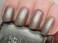 The Lacquer Ring - Metallics (with stamping)