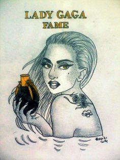 Lady Gaga - Fame