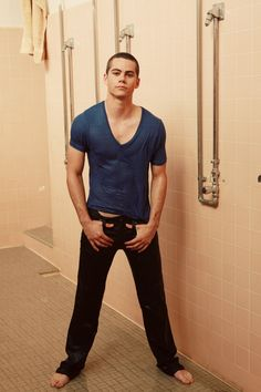 Oh, HELLO!  Dylan O'Brien!