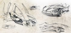 #ferrari #concept #designers #sketches #awesome