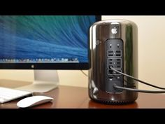 Apple Mac Pro: Unboxing, Overview, & Benchmarks - http://unboxing.com-wiki.net/apple-mac-pro-unboxing-overview-benchmarks/