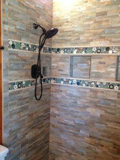 2nd new shower!
