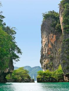 Ao Phang Nga Marine national park, Thailand