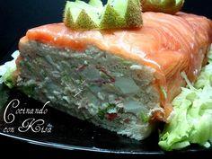 Cocinando con Kisa: Pastel de verano