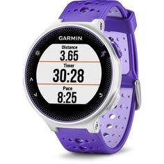 Garmin Forerunner 230 GPS Running Watch | Purple Strike
