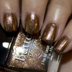 butter London Scuppered for holiday 2012  www.vampyvarnish.com ...very New Year's Eve