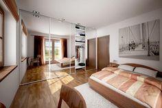 Wizualizacja Mój Dom Lucjan CE Dom, Divider, Interiors, Furniture, Home Decor, Ideal Home, Decoration Home, Room Decor, Interieur