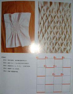 smock patterns for fashion sewing patterns Smocking Tutorial, Smocking Patterns, Sewing Patterns, Diy Tutorial, Zipper Tutorial, Tutorial Sewing, Skirt Patterns, Coat Patterns, Blouse Patterns