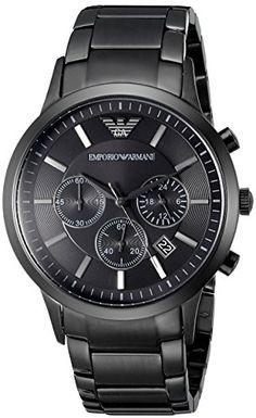 Sale Preis: Emporio Armani Herren-Armbanduhr XL Chronograph Quarz Edelstahl AR2453. Gutscheine & Coole Geschenke für Frauen, Männer und Freunde. Kaufen bei http://coolegeschenkideen.de/emporio-armani-herren-armbanduhr-xl-chronograph-quarz-edelstahl-ar2453