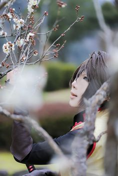 Mutsura(Mutsura) Souji Okita Cosplay Photo - WorldCosplay