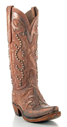 Womens Lucchese Sofia Boots