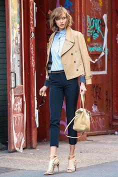 Con jeans y con prendas de carácter urbano, analizamos cómo suman las 'it-girls', actrices y modelos sus #zapatos favoritos al día a día.