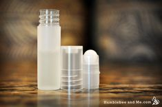Essential Oil Headache Eraser - Make your own!  from Humble Bee and Me