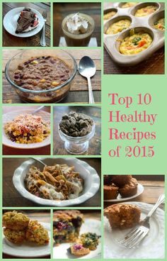 This year has been fantastic here at Divas Run for Bling. Healthy eating is a big part of living a fit and healthy lifestyle so here are my top 10 healthy recipes of 2015