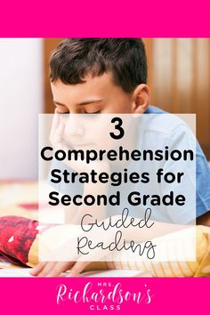 Monitor comprehension for your 2nd grade readers as you teach a guided reading lesson. Comprehension in guided reading is important and with these 3 strategies you will be set to teach a second grade guided reading lesson. With these guided reading comprehension activities for second grade, you will be able to make sure your readers are thinking deeply!