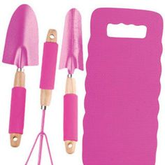 Superior Found These Cute Pink Gardening Tools On The Jackson U0026 Perkins Website. A  Portion Of