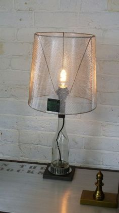Upcycled Lamps | 10+ articles and