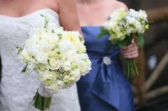 Beautiful white bouquets by Southern Event Planners, Memphis, Tennessee. White Bouquets, Bridal Bouquets, Memphis Tennessee, Event Planners, Southern, Bridesmaid, Fancy, Celebrities, Wedding Dresses