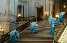 Arax Dance by Arax Dance Company-2013 Rotunda Series - Armenian Dancers, ballet and so on. City Hall, San Francisco, first Friday of each month - You can see more of their pictures at https://www.facebook.com/ARAXdance/photos_stream