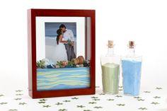 Sand ceremony idea