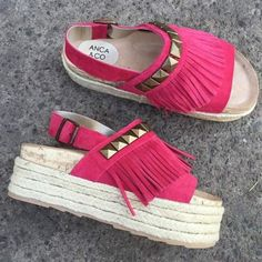 Collection of the best things Shoes Heels Boots, Shoes Sandals, Shoes Sneakers, Cute Shoes, Me Too Shoes, Espadrille Shoes, Espadrilles, Luxury Shoes, Beautiful Shoes