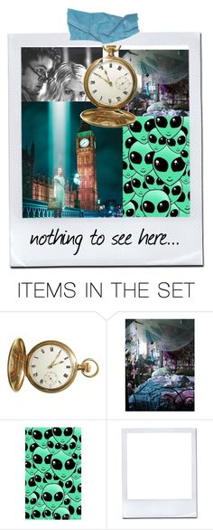 """//nothing to see here//"" by wibbly-wobbly-timey-wimey-dork on Polyvore featuring art"
