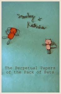 #giveaway for the children's book The Perpetual Papers Of The Pack Of Pets