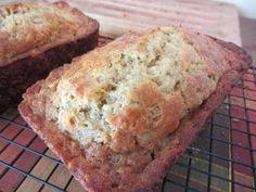 Moist Banana Bread, an Amish recipe