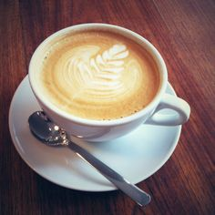 Latte, Coffee, Drinks, Food, Kaffee, Drinking, Beverages, Essen, Cup Of Coffee