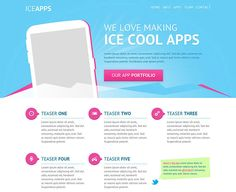 List of 85 landing pages and also good for seeing hot to layout content
