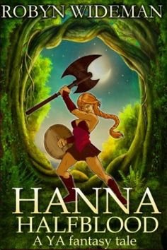 Hanna Halfblood free preview: chapters 1-2