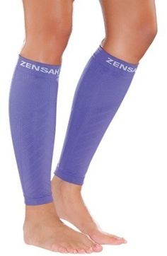 WOD Outlet - CrossFit Apparel and Gear - Zensah - Compression Leg Sleeves - Purple, $39.99 (http://www.wodoutlet.com/zensah-compression-leg-sleeves-purple/)