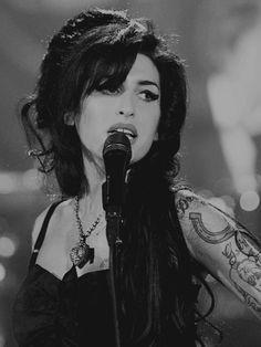 Amy Winehouse, Tattoos, amazing, beautiful #tattoo www.loveitsomuch.com