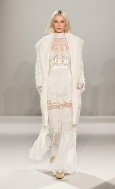 Temperley London Fall/Winter 2015 Trunkshow Look 37 on Moda Operandi