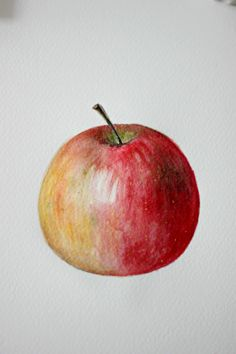 paintinganapplestep14