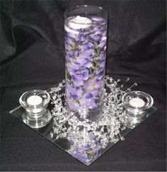 Image detail for -purple wedding table decorations purple wedding table decorations