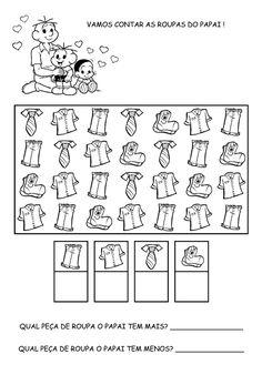 First Grade, Fathers Day, Worksheets, Kindergarten, Homeschool, Activities, Maths, Internet, English