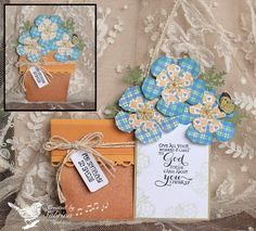ODBDSLC149 Flowers for You by Cook22 - Cards and Paper Crafts at Splitcoaststampers