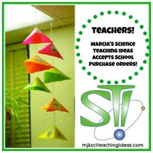 Marcia's Science Teaching Ideas
